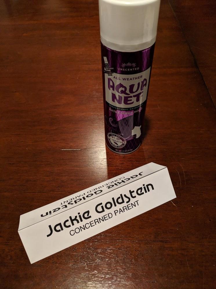 Jackie Goldstein - Concerned Parent