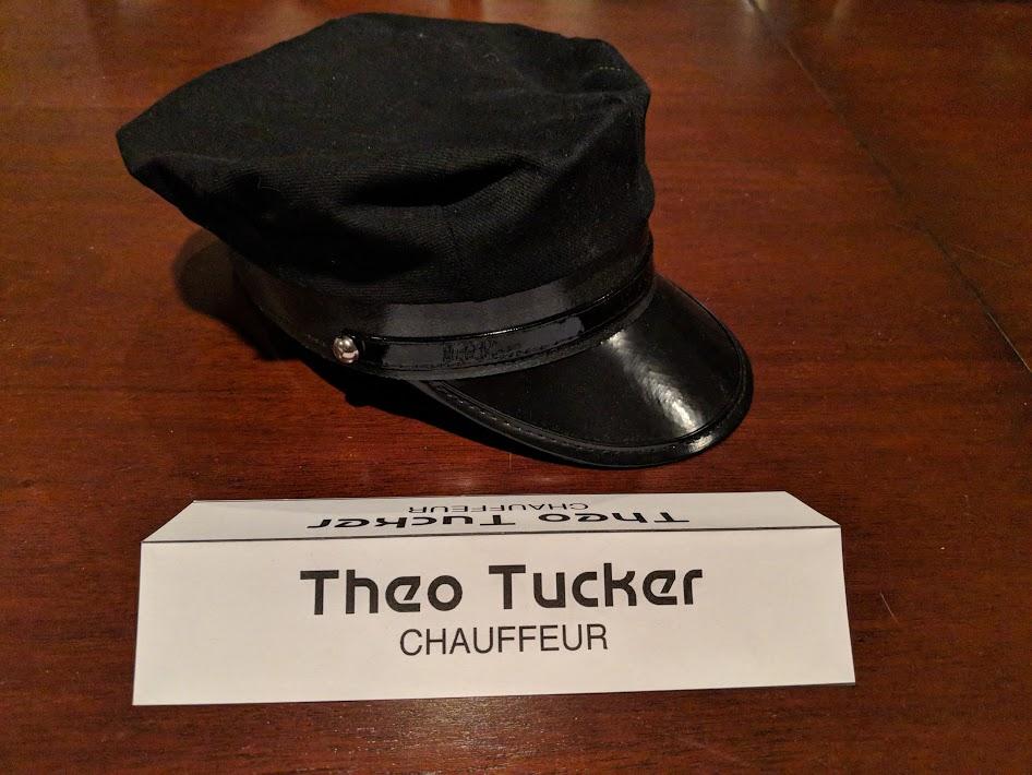 Theo Tucker - Chauffeur