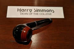 Harry Simmons - Dean of the College