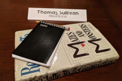 Thomas Sullivan - Private Eye