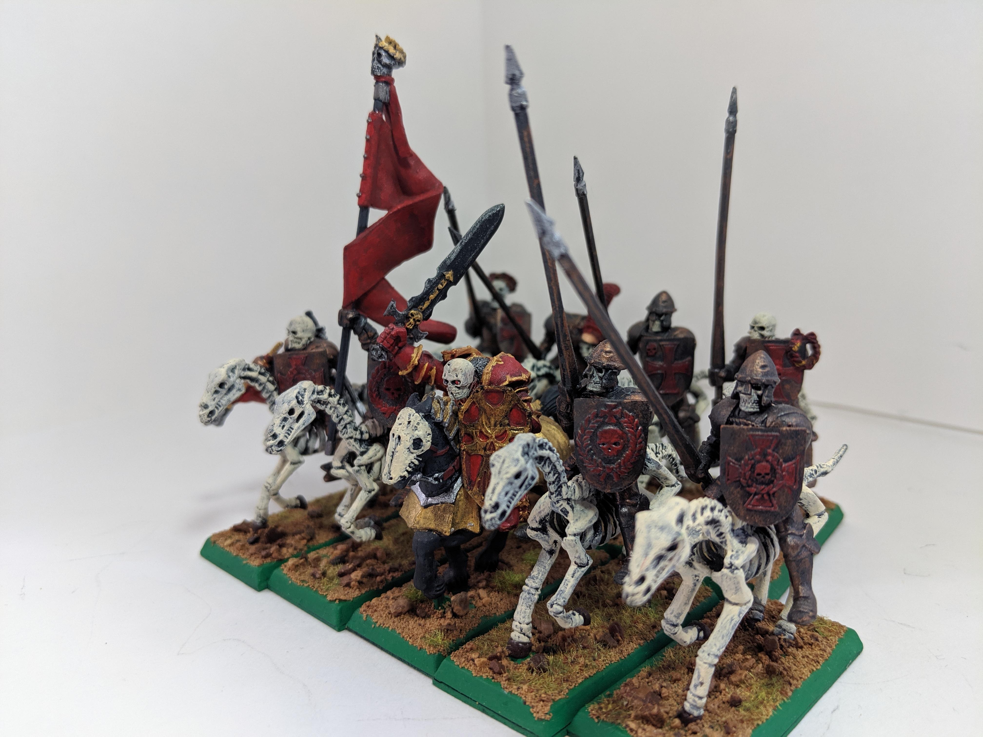 Black Knights - Red Unit