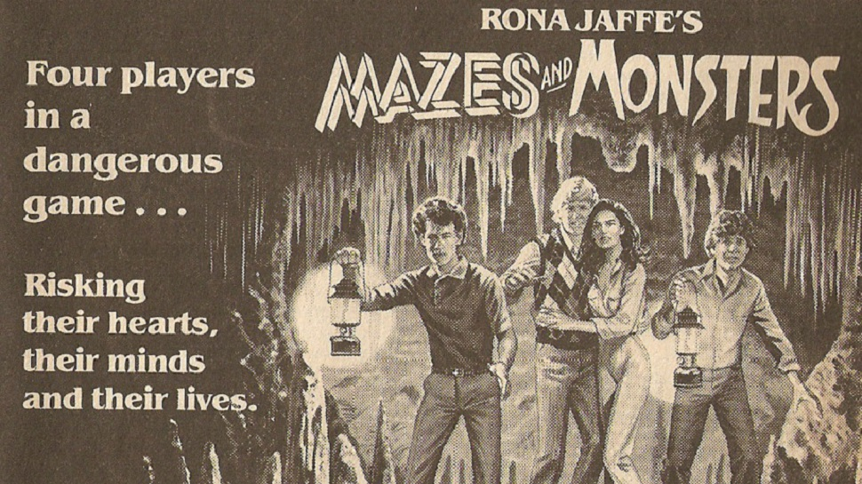 Mazes and Monsters – Part 1