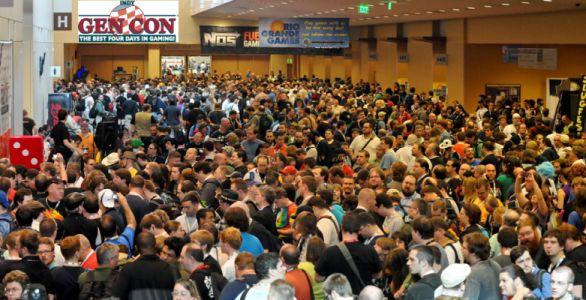 GenCon Attendance