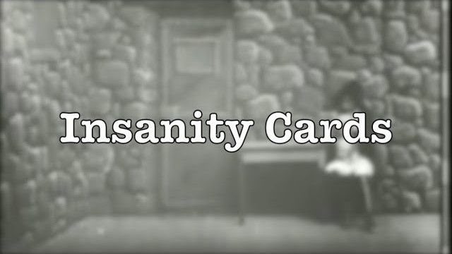Insanity Cards Update