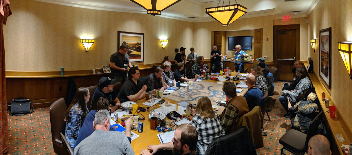 GaryCon – The Cult of Mythrus