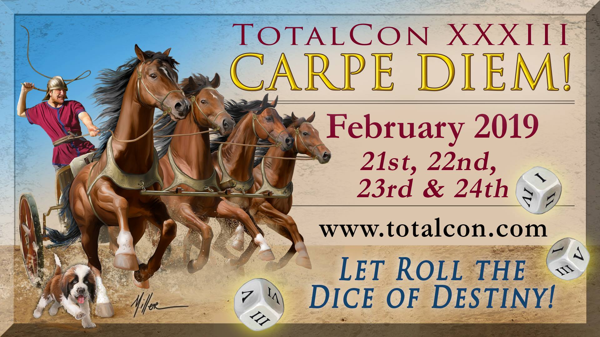 TotalCon Expectations