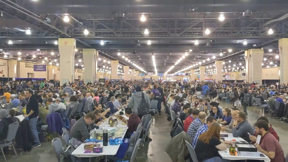 GMing at PAX Unplugged