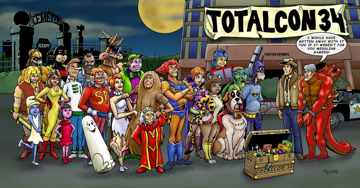 2020 TotalCon Games