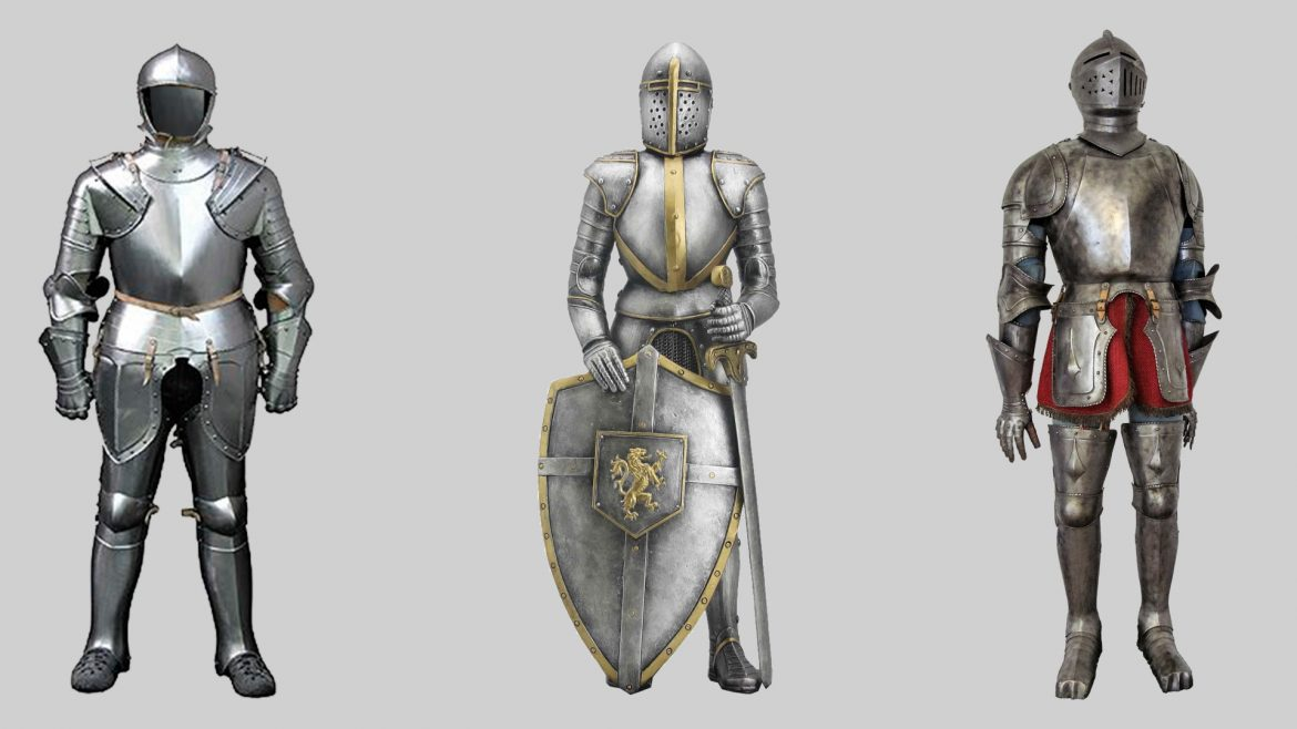 From the Magic Table: Plate Armor of Water Breathing